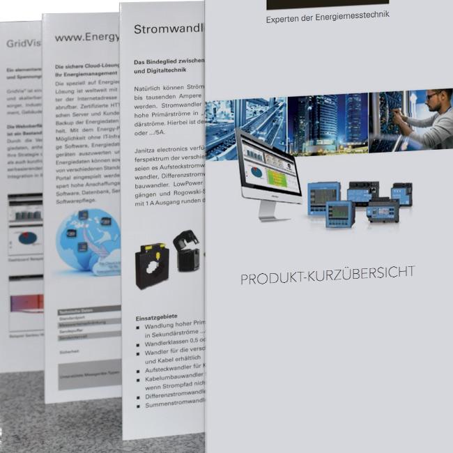 Produkt-Kurzübersicht