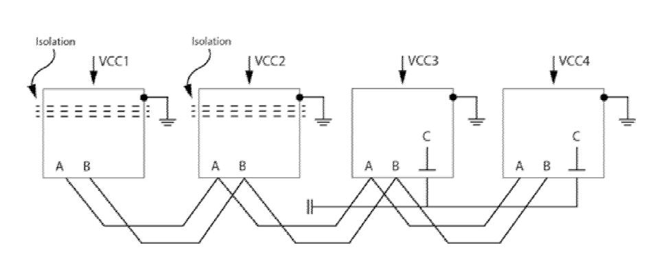 Kommunikation über die RS485-Schnittstelle